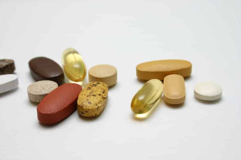 supplements and pills