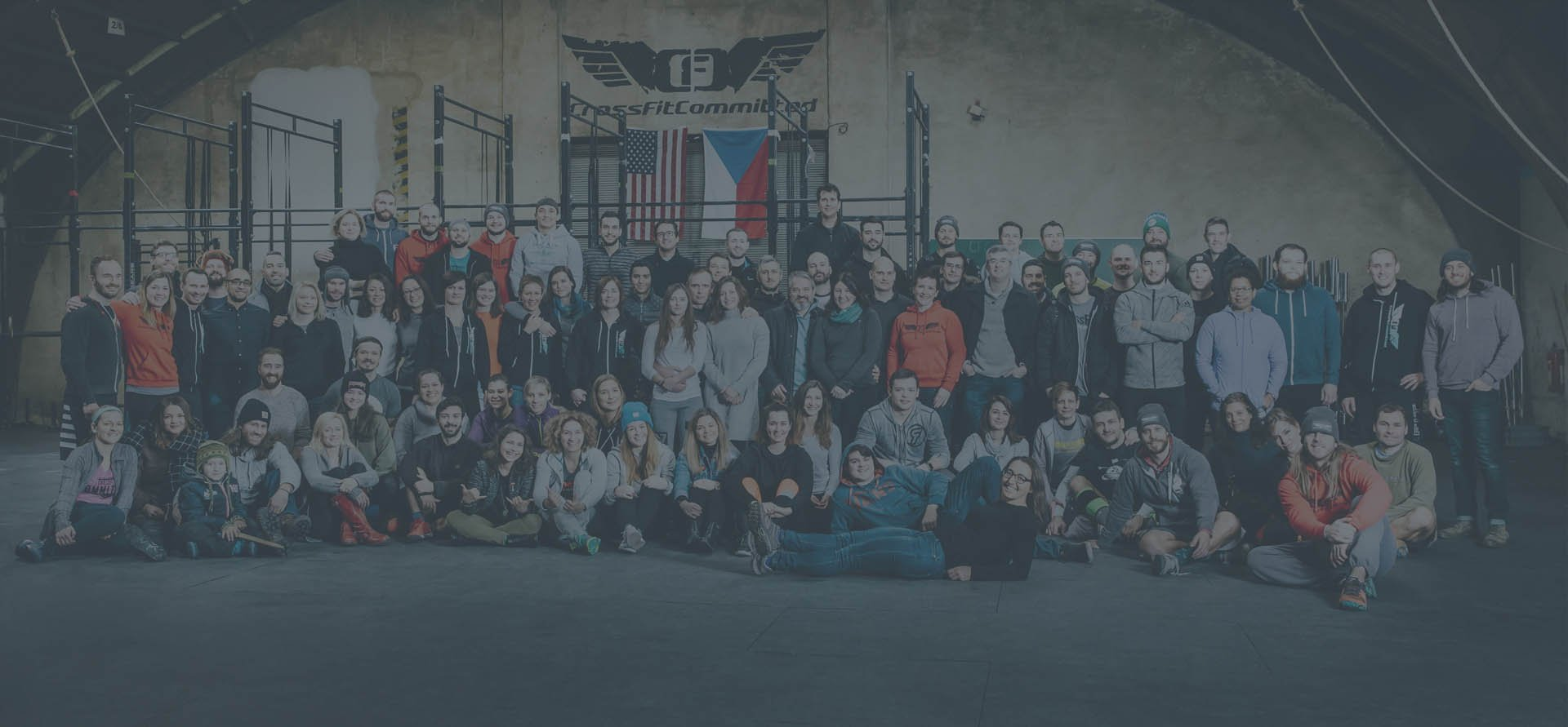 CrossFit Committed Banner Image