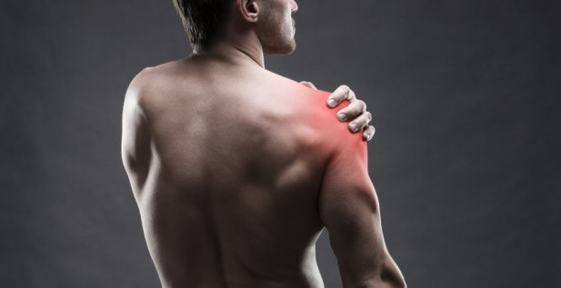 sore shoulder pain