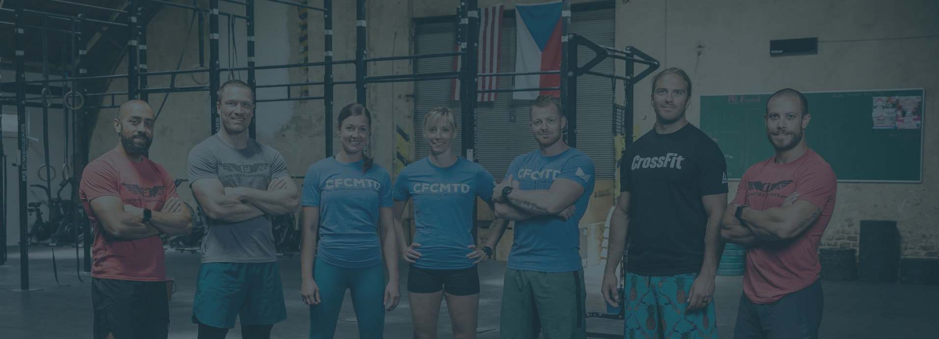 Crossfit Committed Coaches